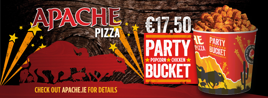 Apache Pizza Comes To Bangor Frazer Kidd Northern Ireland