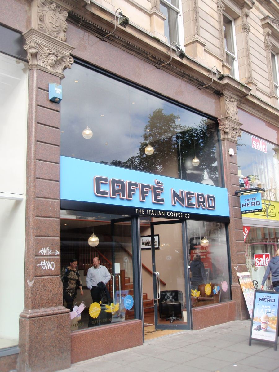 Coffee Time Frazer Kidd Northern Ireland Property Estate